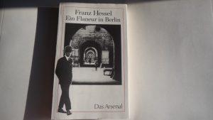Buch von Franz Hessel bei Arsenal. Moses. Nachdruck