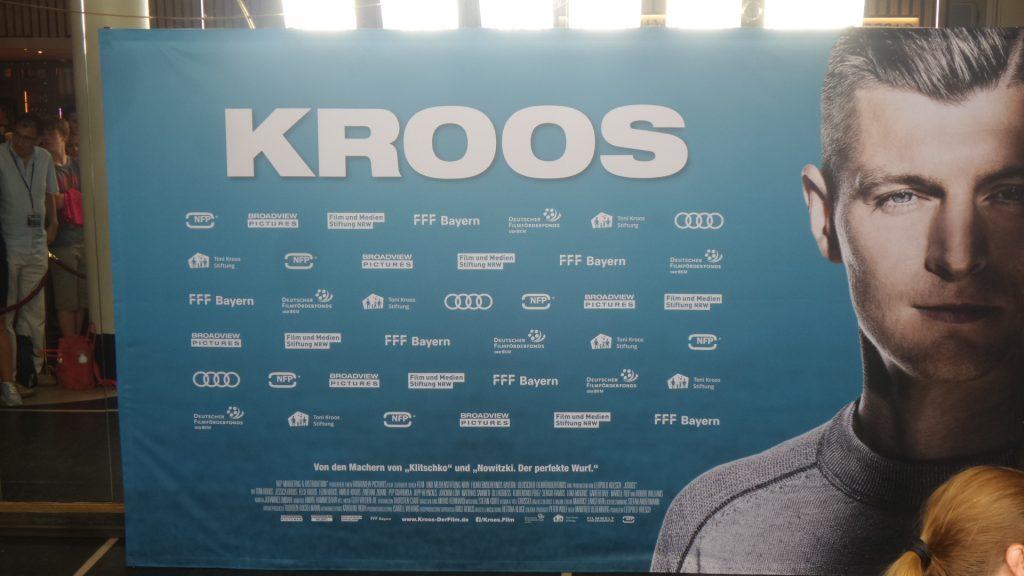 Am Premierentag im Zoopalast Kroos