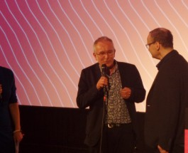 In polnischen Sphären (1). Bei Filmpolska wurden die ersten Preise vergeben, eine Sphäre geht an Knut Elstermann