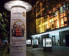 """Not macht erfinderisch. In dem Spielfilm """"Kingsman – The Golden Circle"""" wird wieder mal die Welt gerettet"""