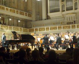 Jung, frisch, philharmonisch und klassisch. Ostseeklänge: Carl Nielsen, Sergej Prokofjew und Kaija Saariaho im Konzerthaus Berlin