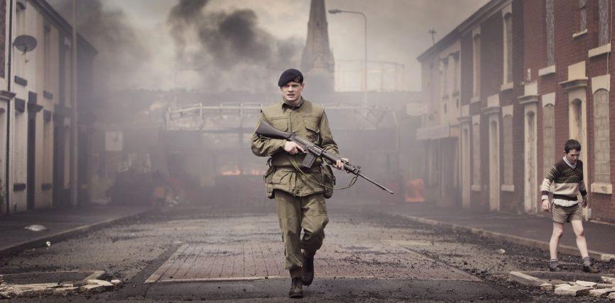 """Gesehen und für gut befunden: Der Film """"'71 – Hinter feindlichen Linien"""""""