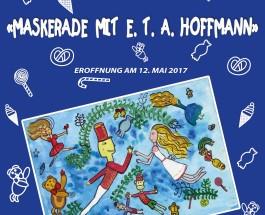 """Auf zur Ausstellung """"Maskerade mit E.T.A. Hoffmann"""" im Bamberger E.-T.-A.-Hoffmann-Haus"""