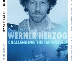Werner Herzog – Challenging the Impossible. Fotografien von Beat Presser – Ausstellung in der Galerie Egbert Baqué Contemporary