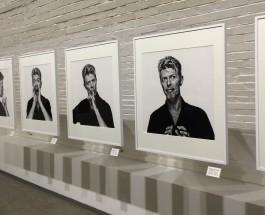 """Berliner Ausstellung """"Bowie – The Session"""" mit Fotografien von Gavin Evans im The Institute"""