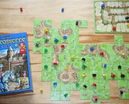 Carcassonne – Das Basisspiel