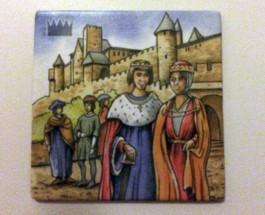 Carcassonne – Graf, König und Konsorten (6. Erweiterung)
