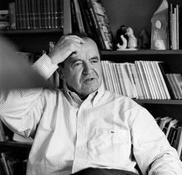 Hans Traxler erhält Sondermann-Preis für sein Lebenswerk