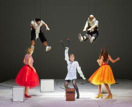 Wie machen's denn alle? – Così fan tutte am Mainfranken Theater Würzburg