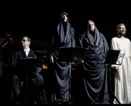"""Die Heiligung des NSU – """"Das schweigende Mädchen"""" bei den Autorentheatertagen"""