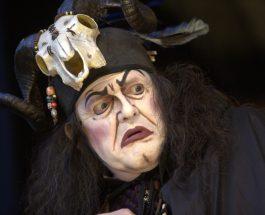Der Alchimist auf dem Festival Barock am Main in der Höchster Porzellan-Manufaktur