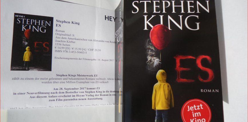 Es ist der Horror! Meiden Sie die Kinos, ab 28. September kommt der Schrecken in Form von Stephen Kings S…