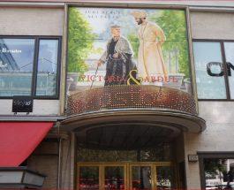 Platonische Liebe zwischen alt und jung für jung und alt. Der Spielfilm Victoria und Abdul, jetzt im Kino, konnte nach einem Tagebuchfund entstehen