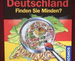 """Minden finden! – Rezension zum """"Deutschland""""-Spiel """"Finden Sie Minden?"""" von Günter Burkhardt"""