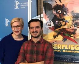 """Mein Spatz! Mit """"Überflieger"""" startet ein Abenteuerfilm für Kinder wie Erwachsene, Toby Genkel, Reza Memari und Kristine Knudsen sei Dank"""