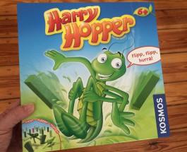 Zwei Flips aus Biene Maja in einem Spiel namens Harry Hopper