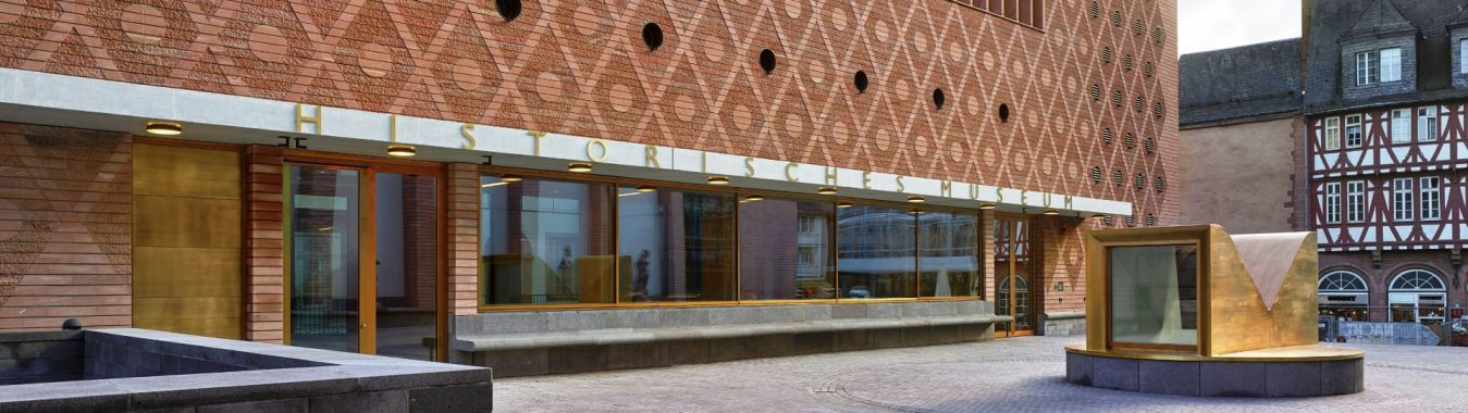 Vom Historischen Museum zum modernen Stadtmuseum in Frankfurt – Neubeginn nach Abriss und mehr als zehnjähriger Bauzeit