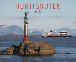 "Schiff ahoi im hohen Norden – Annotation zum Kalender ""Hurtigruten 2017"""