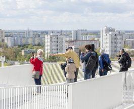 Garten und Kunst am Rand der Stadt noch bis 15. Oktober 2017