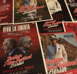 In Berlin läuft das Italienische Filmfestival