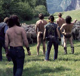 Schweizer Rebellen fotografiert von Karlheinz Weinberger
