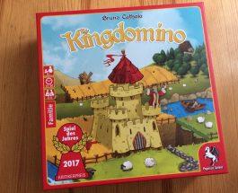 """Domino im Königreich – """"Kingdomino"""" von Pegasus-Spiele ist Spiel des Jahres 2017"""