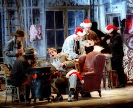 """""""Mimi rührt zu Tränen!"""" – Zur Oper La Bohème von Giacomo Puccini in der Staatsoper Berlin im Schillertheater"""