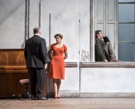 """An Ihnen ist es jetzt, sich zu erklären. Sind Sie entschlossen, mir für immer zu gehören? Molières """"Le Misanthrope"""" wird erstmals aus der Comédie-Française live ins Kino übertragen"""