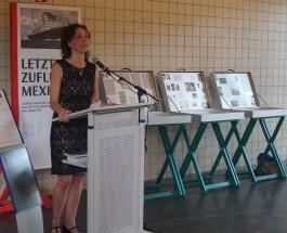 """Letzte Chance. Ausstellung """"Letzte Zuflucht Mexiko"""" im Rathaus Kreuzberg an der Yorckstraße endet"""