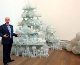 Tony Cragg, Darren Almond und Samuel Gratacap im Museum für moderne Kunst Großherzog Jean in Luxemburg