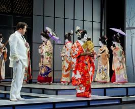 """Tragödie antiken Ausmaßes – """"Madama Butterfly"""" in der Oper Bonn"""