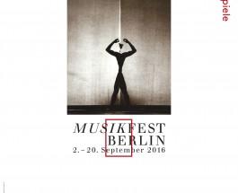 Flirrende Sphärenmusik und Walkürenritt in der Berliner Philharmonie – Sonderkonzert im Rahmen des Berliner Musikfestes