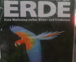 """Sehr schön – Auf Tournee in Berlin und Hessen: die """"multimediale"""" Bildershow über das """"Naturwunder Erde – eine Weltreise"""" – Eintritt frei"""