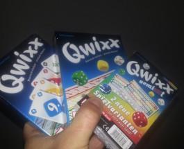 Qwixx – Mehr als eine Hand voll Spiele vom Nürnberger-Spielkarten-Verlag