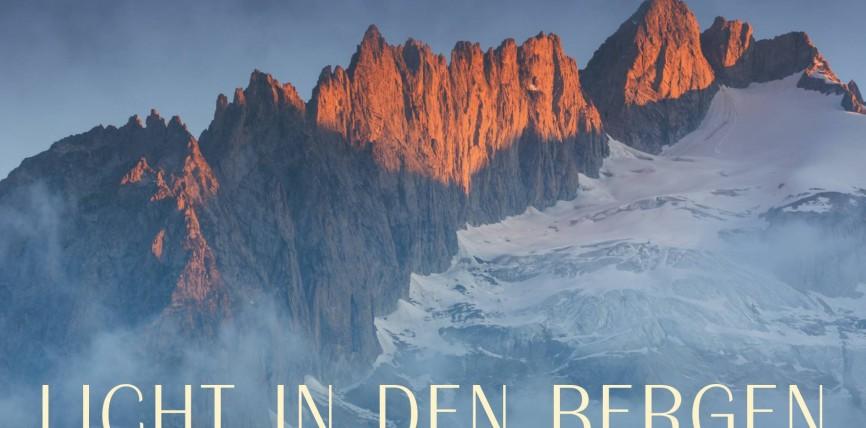 """Wenn Roland Gerth in die Berge geht – Annotation zum Kalender """"Licht in den Bergen 2017"""" aus dem Verlag Delius Klasing"""