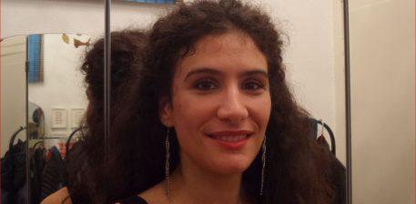 Heute oder nie? Moon Suk wird ihren Salon weltreisebedingt schließen – Zu Gast: die Pianistin Sara de Ascaniis