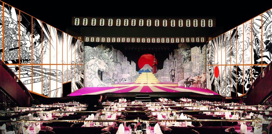 Sayonara Tokyo mit Geishas, Tamagotchis und Edelweiß – Japanischer Sommer im Wintergarten in Berlin für Kurz und Klein