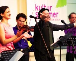Das Semer Ensemble gibt ein Konzert zur Eröffnung des Kultursommers im Jüdischen Museum Berlin