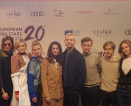 """Timothy Spall begrüßt die besten Nachwuchsschauspieler: Preisverleihung """"European Shooting Stars 2017"""" im Berlinale-Palast"""