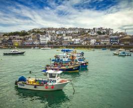 Kleiner Fischerort mit großem Programm – Zwei Wochen im September, zwei Wochen in St. Ives