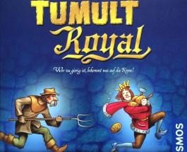 """Lang lebe die Tumultscheibe oder """"leibeigen ein Leben lang"""" – Zum Spiel """"Tumult Royal"""" von Klaus und Benjamin Teuber"""