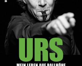 """Schickt den Schiri ins Museum! – Bitteschön: Der Autor hat eine Vorstellung für sein Buch """"Urs Meier – Mein Leben auf Ballhöhe"""" im Deutschen Fußballmuseum"""