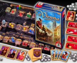 """Das Spiel """"Vienna"""" von Johannes Schmidauer-König"""