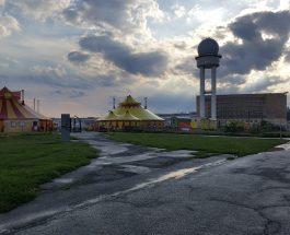 Berlin Circus Festival 2017 – Zirkus im Zelt auf dem Tempelhofer Feld