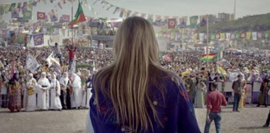 """Mein Herz Leyla oder: 15.000 Bäume. Der Film """"DIL LEYLA"""" der Berlinerin Asli Özarslan schließt feierlich das 7. Kurdische Filmfestival ab"""